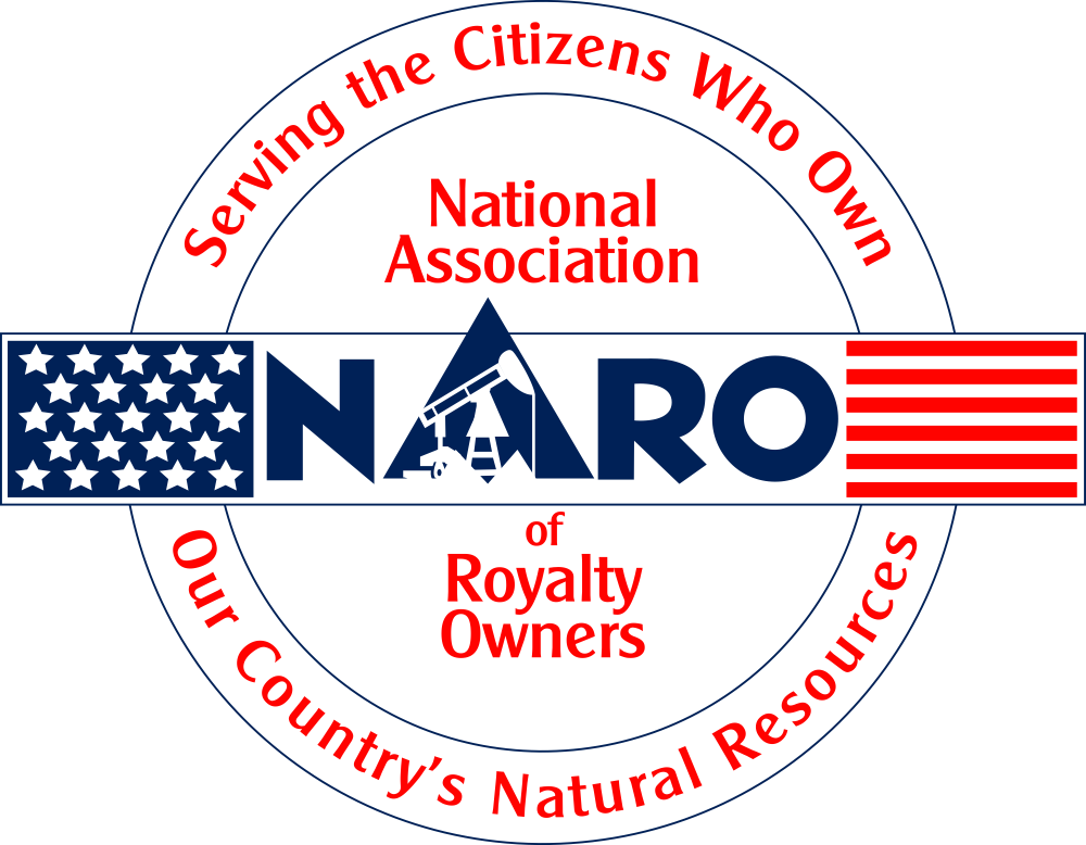 NARO National Association of Royalty Owners Logo